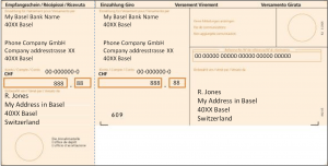 Elegant Orange Payment Slips Generally Come From Companies For Rent, Water, Phone  Bills, Cable Within Payment Slips