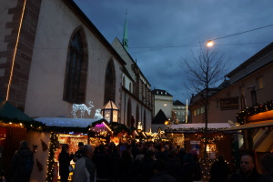 Christmas Market in Basel